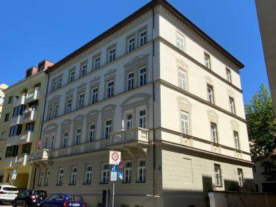 Maria Theresia Str. 1a in München